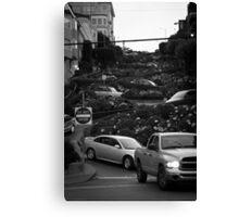 Lombard Street | San Francisco Canvas Print