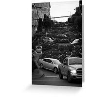 Lombard Street | San Francisco Greeting Card