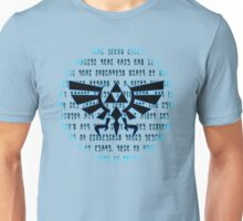The Hylian Crest Unisex T-Shirt