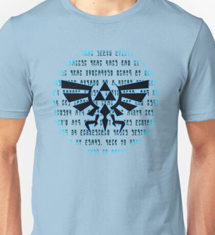 The Hylian Crest Unisex T-Shirt