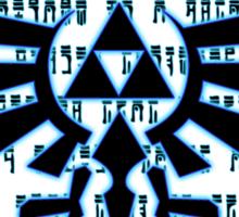 The Hylian Crest Sticker