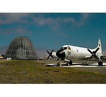 NASA Hangar One | San Jose  Photographic Print