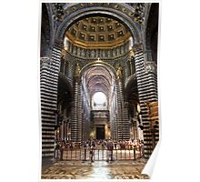 Il Duomo di Siena Poster