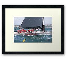 Wild Oats X1 Framed Print