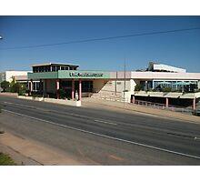 Broken Hill Musicians' Club  Photographic Print