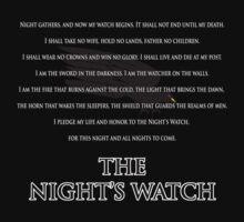 The Night's Watch by danzan22