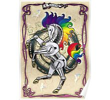 All Hail the Robot Unicorn Poster