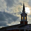 This is the church, and this is the steeple by Scott Mitchell