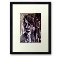 Christina Ink 4 Framed Print