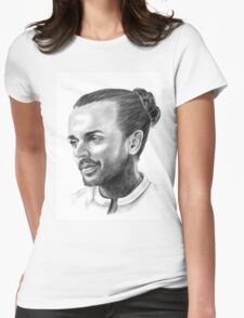 TOWIE's Pete Wicks Womens Fitted T-Shirt