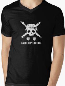 Tabletop Tactics Mens V-Neck T-Shirt