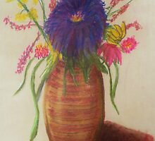 Still Life Sketch by Cindy Lawson