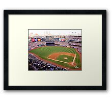 Yankee Stadium | Bronx, New York 2012 Framed Print