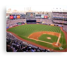 Yankee Stadium | Bronx, New York 2012 Canvas Print