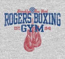 Rogers Boxing Gym T-Shirt