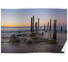 The old willunga jetty Poster