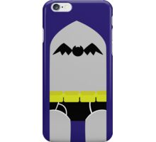 i'm bruce man. iPhone Case/Skin