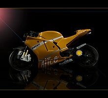 ducati 01 by kevin chippindall