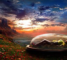 Parallel Universe by TYLERHEBERT
