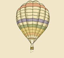 Hot Air Balloon by RalphusVLIV