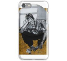 still/ november iPhone Case/Skin