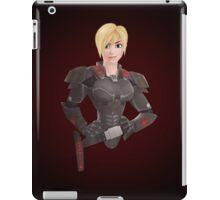 One Dynamite Gal iPad Case/Skin