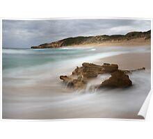 Koonya beach - Blairgowrie Poster