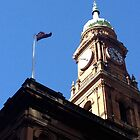 Sydney clocktower by maddym