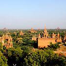 Bagan - Burma (Myanmar)  by Peter Voerman
