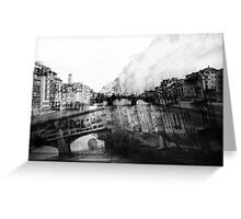 Italy – Ponte Vecchio Florence Greeting Card