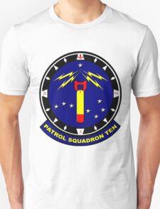 VP-10 Red Lancers Crest T-Shirt
