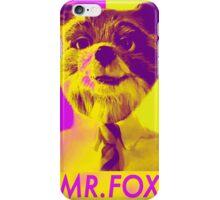 Fantastic Mr. Fox for president iPhone Case/Skin