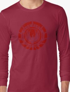 Frak Earth / So Say We All - BSG Long Sleeve T-Shirt