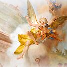 Ceiling Fresco by Matthäus Günther by ©The Creative  Minds