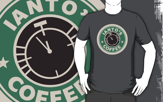 Torchwood - Ianto's coffee by starkat