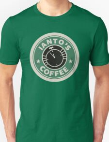 Torchwood - Ianto's coffee Unisex T-Shirt
