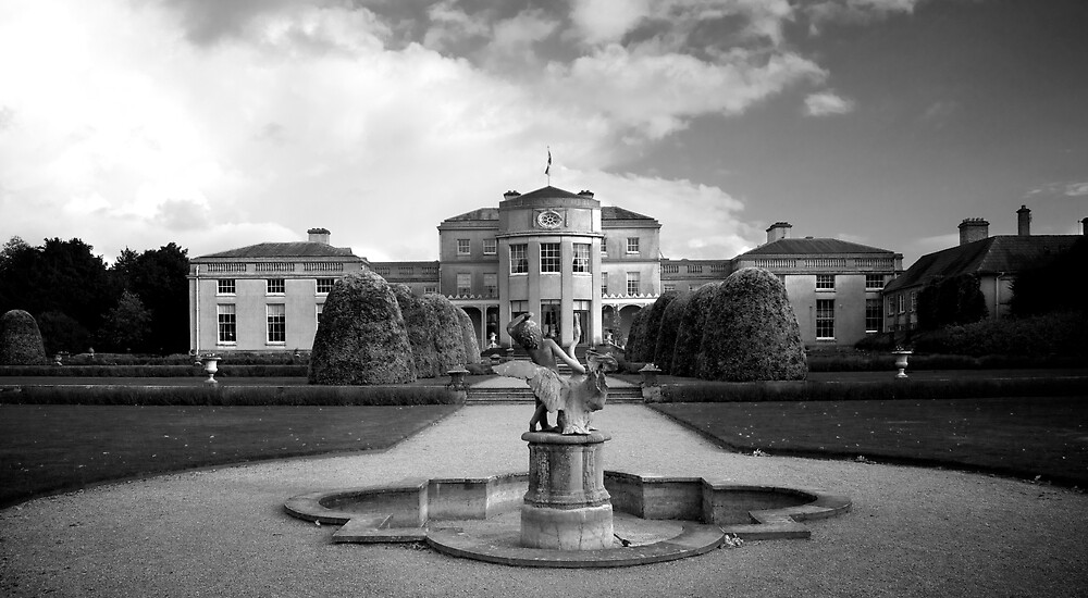 Shugborough Hall, Staffordshire by Nicholas Coates