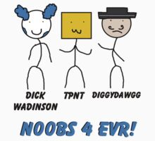 TPNT |The n00bs 4 evr Crew! by ThePs3noobtuber