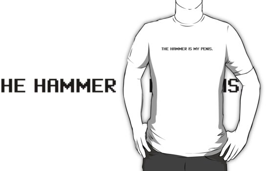 And these are not the hammer... by MrHagore