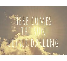 Little Darling  Photographic Print