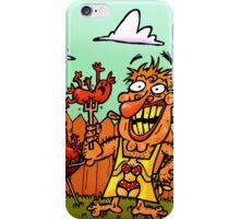 Hotdog Man iPhone Case/Skin