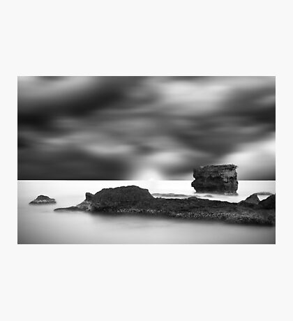 Waterscape B&W Photographic Print
