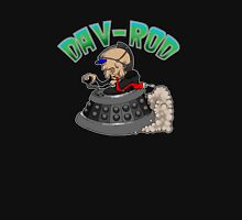 Davros Hotrod Womens Fitted T-Shirt