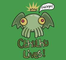 Cthulhu Lives! by VenkmanProject