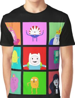 Adventure Time Portraits! Graphic T-Shirt