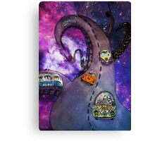 On the galaxy road   Canvas Print