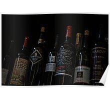 Liquor Cabinet Poster