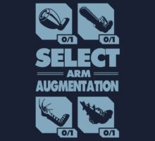 Arm Augmentation by barefists