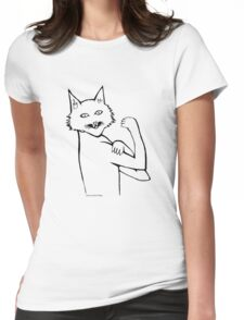 Cat Can Do It! T Shirt T-Shirt