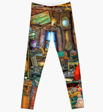 Grandma's Attic Leggings